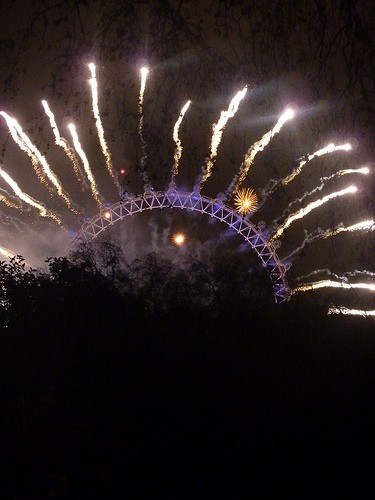 """New Years Eve 2011 London"" by Sean MacEntee on Flickr.com"