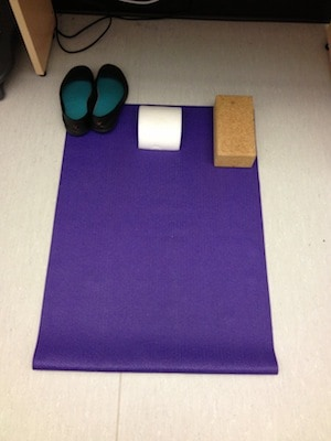 Cushy mat